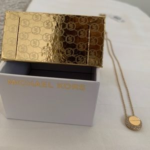 Michael Kors necklace-brand new